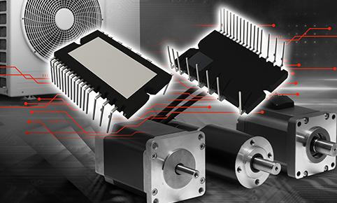 "ROHM�_�l�i兼具�i色的降噪跟低损耗特点的 600V耐��IGBT IPM""BM6437x�S列"""