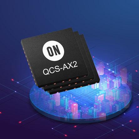 安森美半���w推出新系列QCS-AX2用于Wi-Fi 6E��用