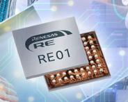 瑞萨电子扩展超低功耗嵌入式控制器RE产品家族推出具有世界一流能效比的全新产品