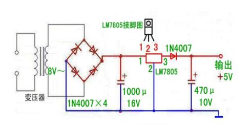 简易直流稳压电源的设计方案