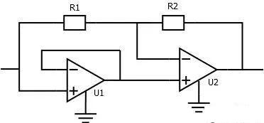 如何利用单电源运放跟随器实现精密全波整流?