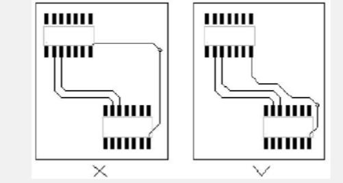 PCB布线12条规则――地线回路,屏蔽保护,串扰控制...