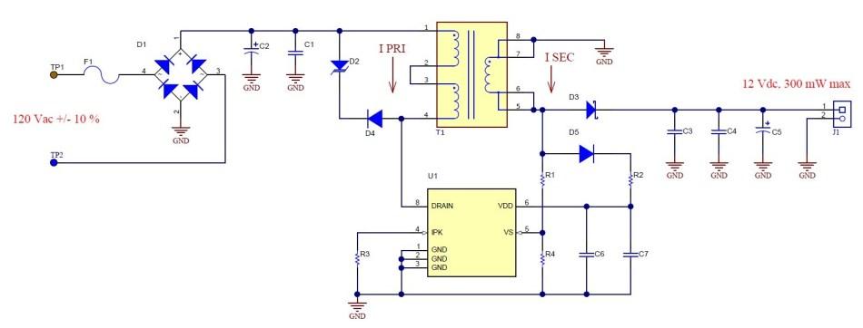电源管理设计小贴士:倒置降压器如何提供非隔离反激器的拓扑选择