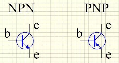 三极管的工作原理及工作条件