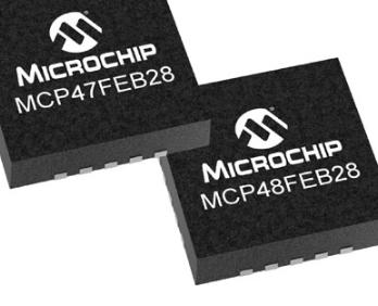 Microchip推出首款低功耗数模转换器,集成非易失性存储器简化手持设备设计
