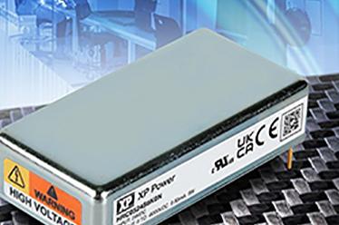 XP Power推出新款��焊��DC-DC�D�Q器系列,可用于半���w和探�y器��用