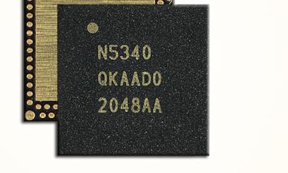 �S糜�LE Audio��用:儒卓力提供Nordic Semiconductor全新�{牙SoC器件nRF5340