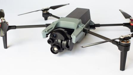 Teledyne FLIR推出ION M640x新一代战术四轴飞行器