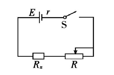 滑动变阻器限流式接法全程电阻选择