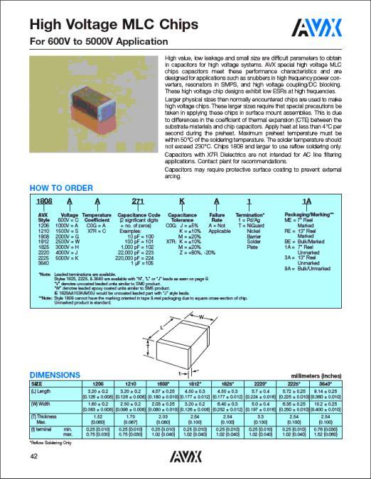 1808CC101KA11A数据手册封面
