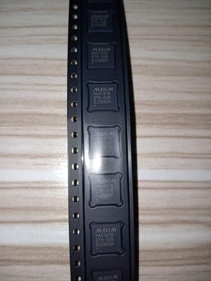 MAX1978ETM+T 原厂原装现货热卖