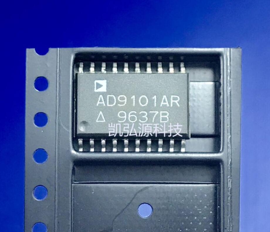 AD9101AR(已停产)125 MSPS单芯片采样放大器