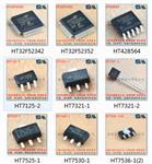 BA45F6622 HOLTEKPIR微波传感器单片机