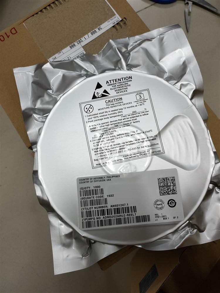 供应ADM3202ARUZ-REEL7一站式bom表,原装现货