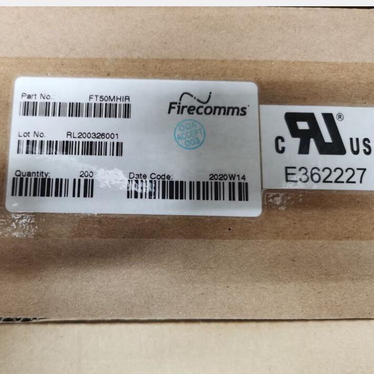 供应FT50MHIR 原装现货 FR50MHIR 配套 提供一站式配单