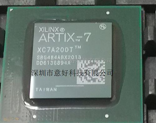 XC7A200T-2SBG484I