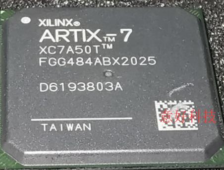 XC7A50T-1FGG484I