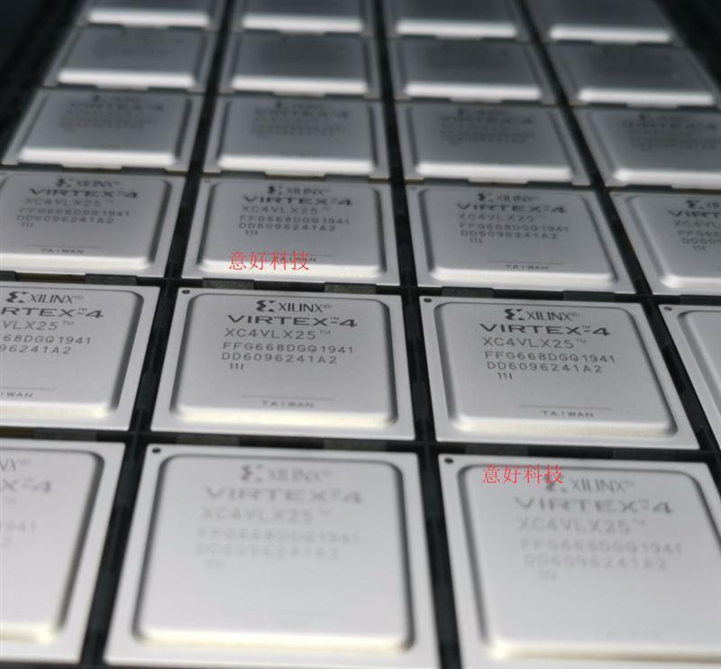 XC4VLX25-10FF668C