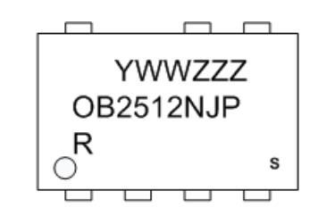 昂��on-bright OB25133JPA SOP-7