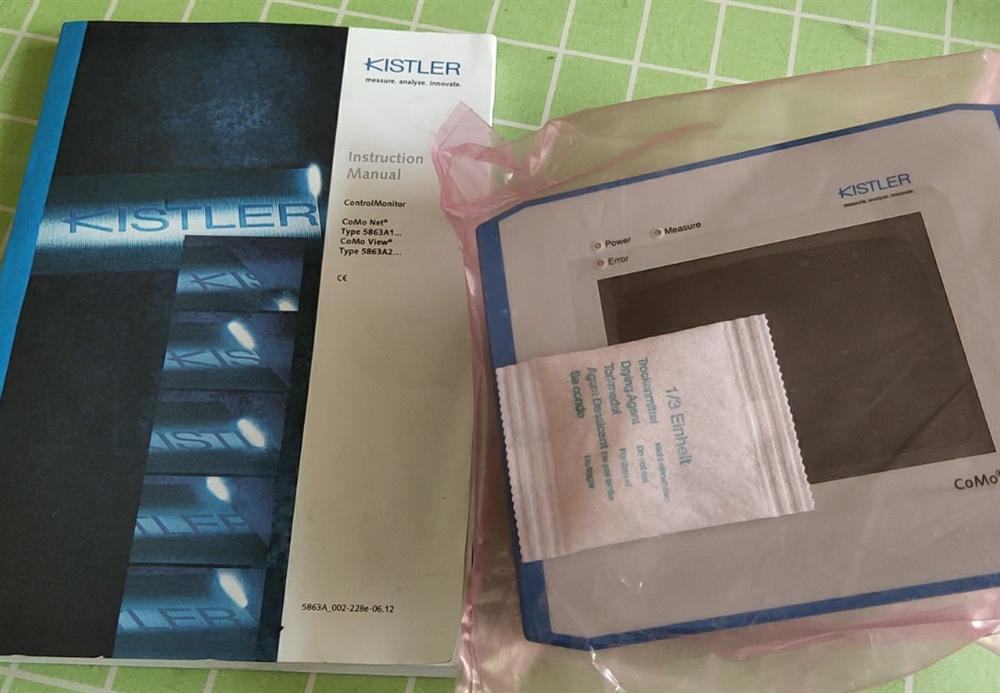 奇石乐Kistler传感器控制器5863A20