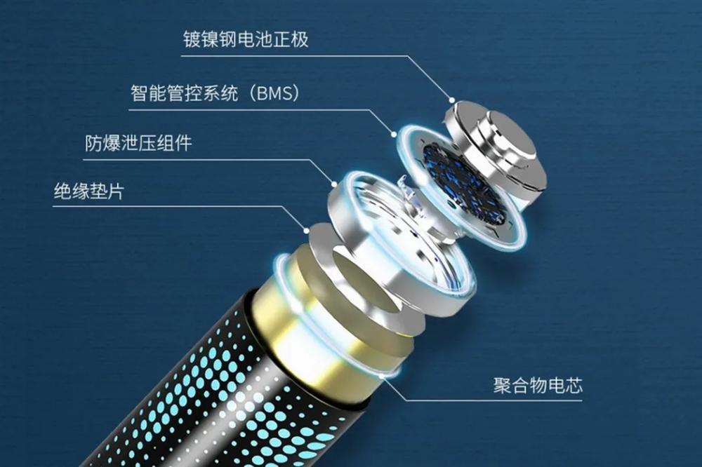 可充电电池专用智能集成芯片及方案