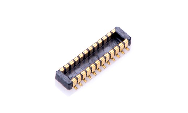 FBB04005-M 板到板连接器 0.4mm 立贴 公座