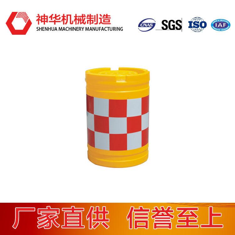 反光防撞桶型号规格及应用说明