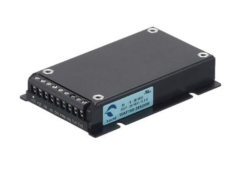 P-DUKE机壳式电源模块WAF150-24S12W WAF150-24S24W WAD150-24S28W WAD150-24S48W