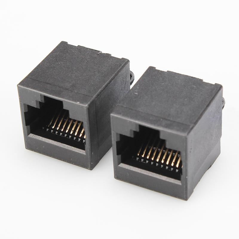 �|莞�S家直�NRJ50�B接器插座全塑