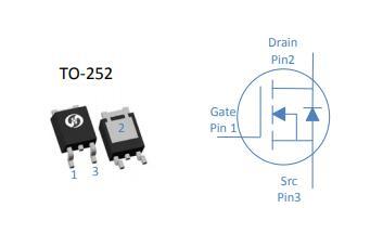 45V功率MOSFET