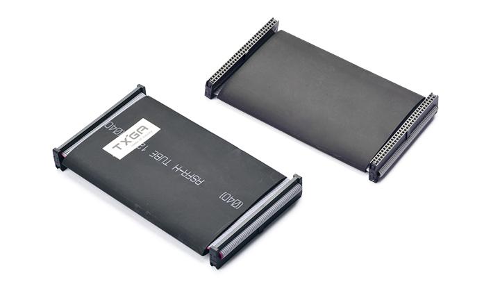 FCW003-000081 IDC 2.0MM �g距 60位 IDC扁平��|�M件