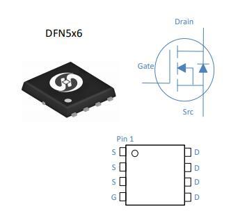 HGN032NE4S Power MOSFET