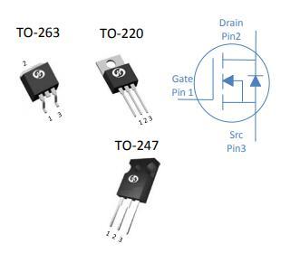 60V N-Ch功率MOSFET