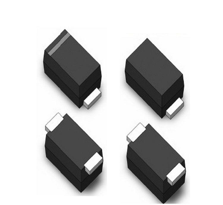 ESD静电二极管PESD5Z5.0-N单向TVS特价销售