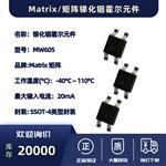 Matrix/矩阵锑化铟霍尔元件-MW605