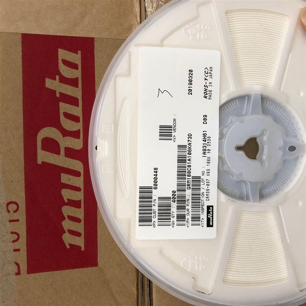 供��GRM188C81A106KA73D原�bMURATA GRM系列陶瓷�容