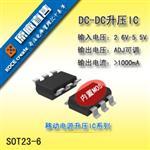 DC-DC-PWM同步升压IC芯片