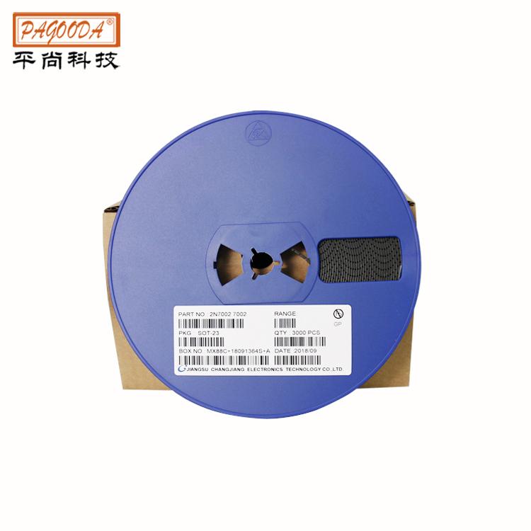 供应长电8050贴片三极管小家电应用售后保障