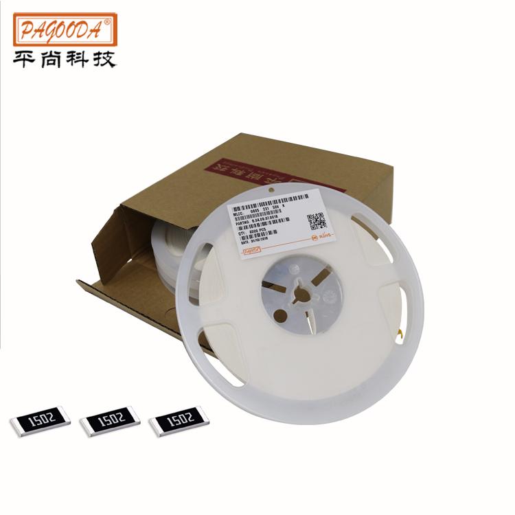 厂家供应贴片电阻2512 1W ±5% R51价格实惠