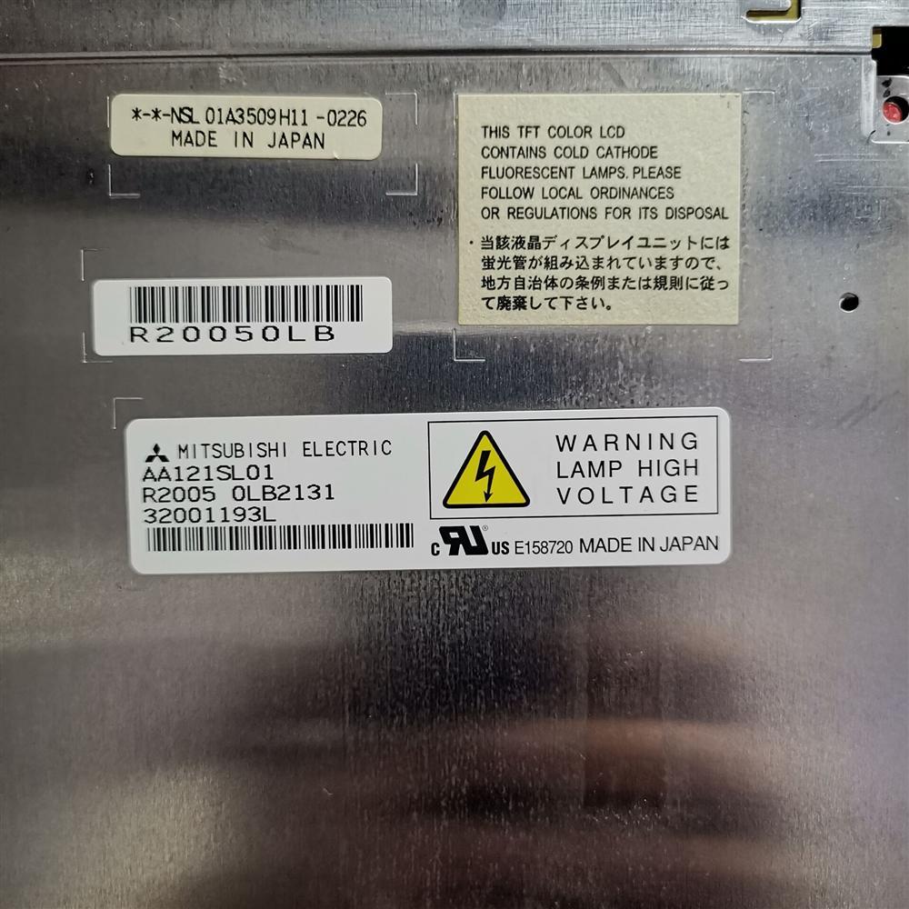 供应AA121SL01工业显示屏