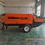混凝土输送泵产品特点