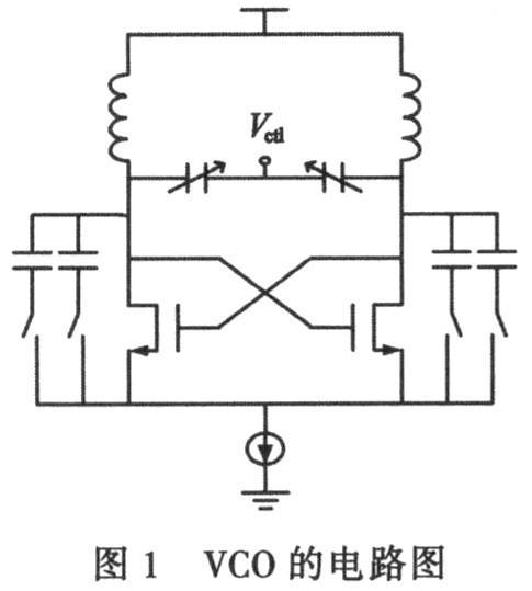 采用开关电容来增加调节范围实现3.7GHz CMOS VCO的电路设计