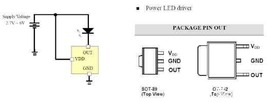 在应用时如何选择线性LED驱动IC,应用注意哪些方面