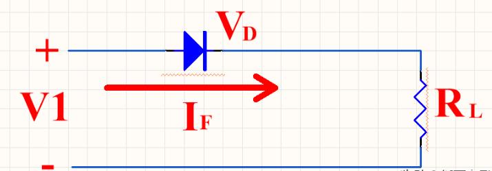 肖特基二极管的反向恢复过程解析