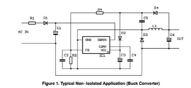 实现具有更高击穿电压和更低待机电流的离线辅助PSU电源装置