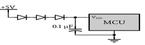 单片机开发处理低电流MCU状态低成本方法