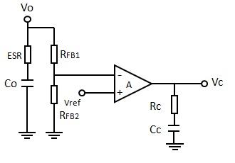 电压模式的开关电源系统向电流模式转变