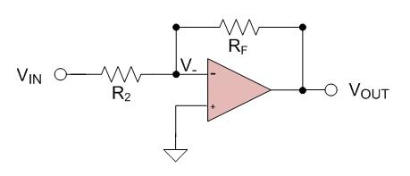 毫微功率精密运算放大器中的直流增益