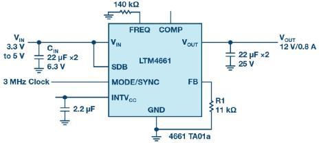ADI - 物联网系统需要高集成度和小尺寸功率转换器件