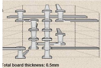 PCB设计:任意层过孔技术特点及设计挑战